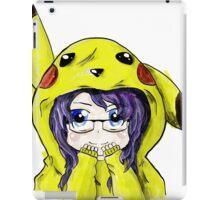 Pikachu Onesie iPad Case/Skin