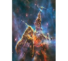 Galaxy Mystic Photographic Print