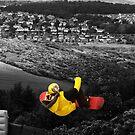 Jump Edinburgh No.2 by AndrewBlackie