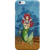 Siren's Shipwreck iPhone Case/Skin