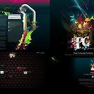 Portfolio sreen shot - pixelcriminals.com by pixelcriminals