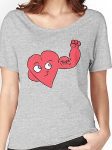 Mom Tattoo Heart Women's Relaxed Fit T-Shirt