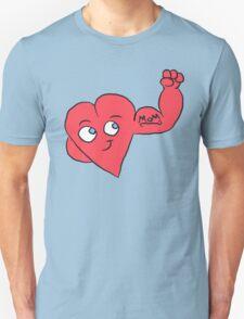 Mom Tattoo Heart T-Shirt