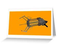 Zero point energy field manipulator Greeting Card