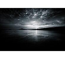 Bigbury bluish Photographic Print