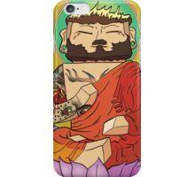 Gautama Buddha - Minecraft iPhone Case/Skin