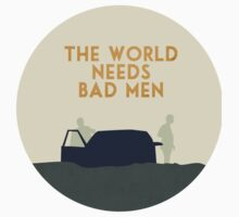 The world needs bad men by xMargot