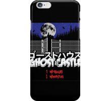 Ghost Castle 2 iPhone Case/Skin