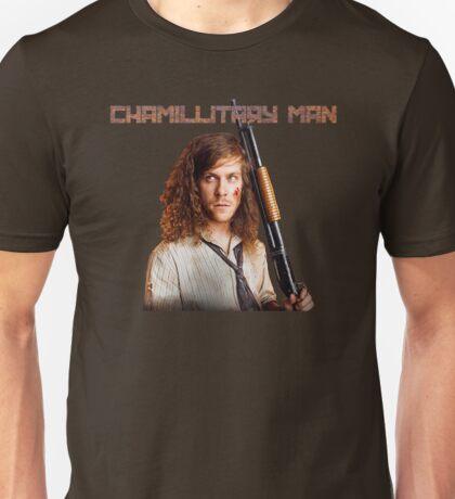 Chamillitary Blake Unisex T-Shirt