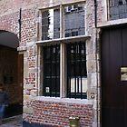Antwerp - Sir Anthony Van Dijck - Vlaeykensgang by Gilberte