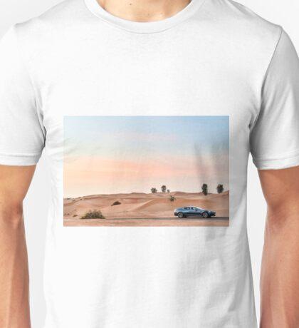 Aston Martin Rapide S - Shot on Location in Dubai. Unisex T-Shirt