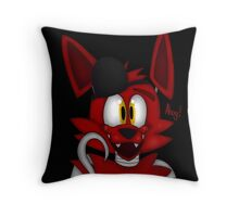 Five Nights at Freddy's - Foxy the Pirate Throw Pillow
