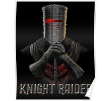 Knight Raider Poster