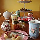 High tea by Peace Mitchell