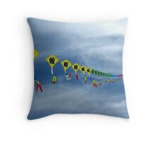 To infinity and beyond Throw Pillow