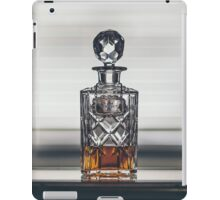 Whisky 3 iPad Case/Skin