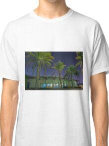 night photography Classic T-Shirt