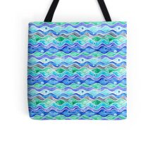 Ocean Pattern Tote Bag