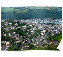 View over Dartmouth Poster