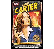Agent Carter Short Poster Photographic Print