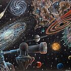 Stellar Mind by Kyle Hudak