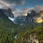 Yosemite Valley by Denis Wagovich
