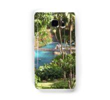 jungle pool Samsung Galaxy Case/Skin