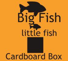 Big fish dance move  by Amanda Cole
