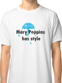 Mary Poppins  Classic T-Shirt