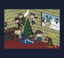 SuperWhoLock Christmas Kids Clothes