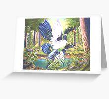 fly far Greeting Card