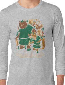 oo-de-lally Long Sleeve T-Shirt
