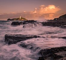 Troubled Waters by Damian Ward