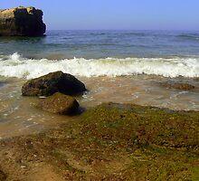 Albufeira/Praia dos Aveiros Beach by mariarty