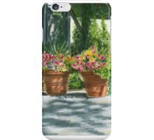 Dance of Shadows Pastel iPhone Case/Skin
