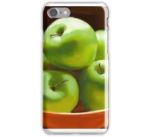 An Apple a Day Pastel iPhone Case/Skin