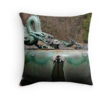 Nikko Dragon Throw Pillow