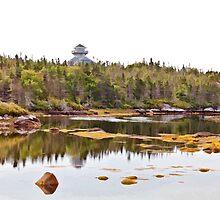 Peggy's Cove Hidden Inlet by Dan Dooley