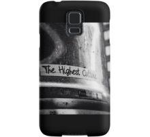 The Highest Culture Samsung Galaxy Case/Skin