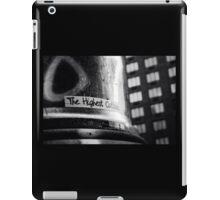 The Highest Culture iPad Case/Skin