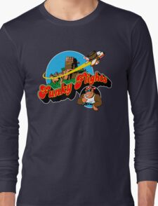 Funky Flights  Long Sleeve T-Shirt