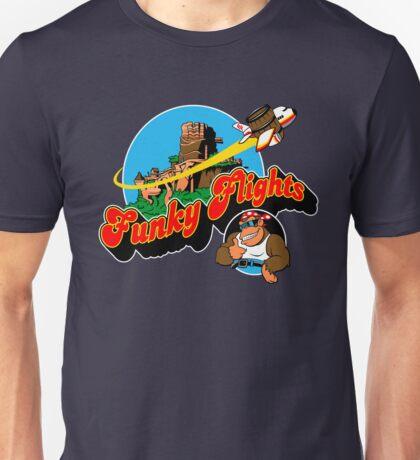 Funky Flights  Unisex T-Shirt