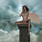 Fallen Angel by InfinityRain