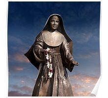 Saint Marianne Cope Poster