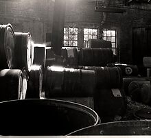 Barrels by KLPBlack