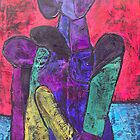 Picasso's Woman by GrandadCecil