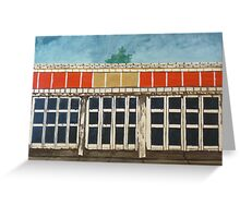 Holden Building Greeting Card
