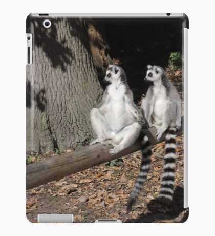 Who's Driving This Log? iPad Case/Skin