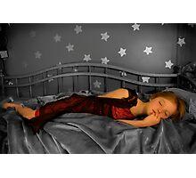 sleeping stars Photographic Print