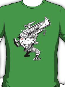 Badass Bazooka T-Shirt